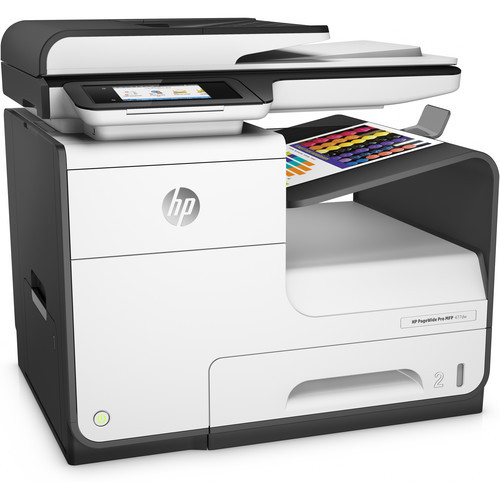 HP PageWide Pro 477dn Business Multifunction Printer