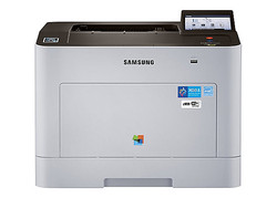 HP Samsung ProXpress SL-C2620DW Color Laser Printer
