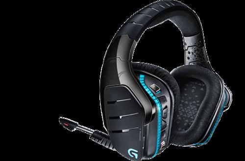 Logitech Artemis Spectrum Wireless 7 1 Gaming Headset