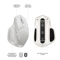 9d7cc7ac148 Logitech MX Master 2S Wireless Mouse - Light Gray