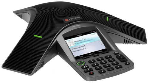 how to conference call on polycom voicestation 500