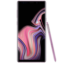 Samsung Galaxy Note 9, 128GB, Unlocked - Lavender Purple