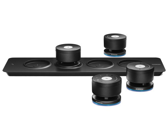 Sennheiser TC-W TRAY M SET